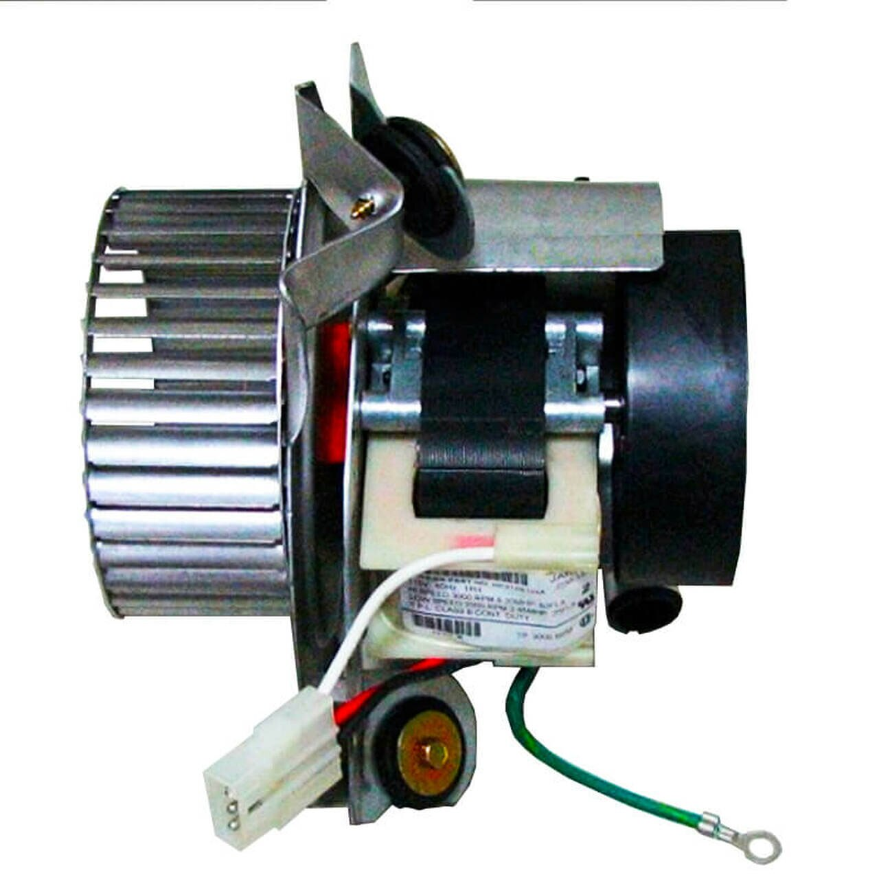 side profile of an inducer motor